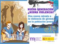 """Conclusiones Jornada """"Nueva generación, ¿misma violencia? Una nueva mirada a la violencia de género en la población joven"""