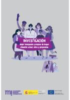 Investigación Mujer inmigrante y empleo de hogar: situación actual, retos y propuestas